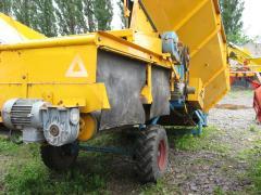 A hopper Climax CSB 700
