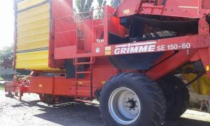 Kartoplyanyky harvester GRIMME SE 150-60 NB