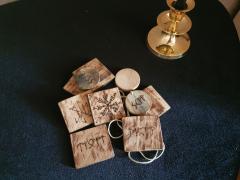Magic and divination tarot