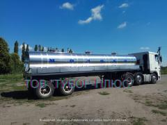 Manufacturer of rybovozov of milk tankers, tanker trucks