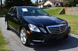Mercedes-Benz E350 AWD