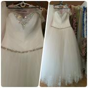 Rental and sale of wedding dresses