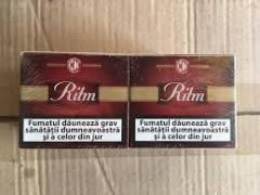 Wholesale cigarettes Ritm red,blue - 240$